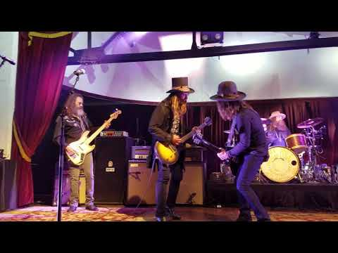 Blackberry Smoke and Lukas Nelson Stranger in a Strange Land