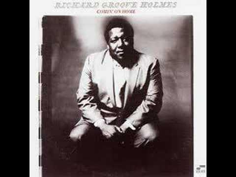 Richard 'Groove' Holmes - Groovin' For Mr. G. (1971)