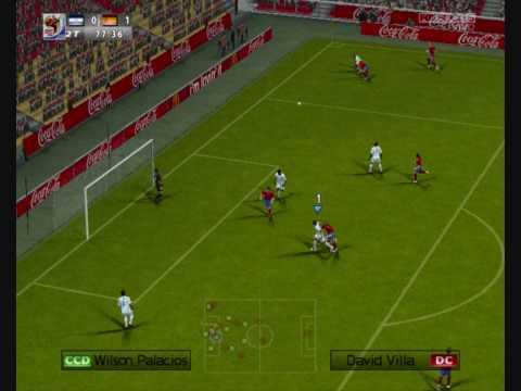 FIFA Mundial 2010 - España vs Honduras Parte 2 de 2