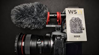 RODE VideoMic NTG Windshield is HERE | RODE WS11