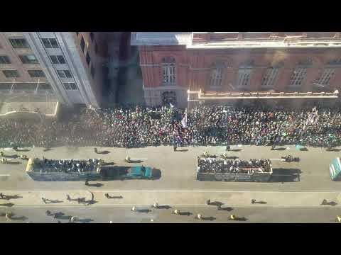 Super Bowl XII parade Part 1