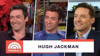 Hugh Jackman's Best Moments On TODAY | TODAY Original