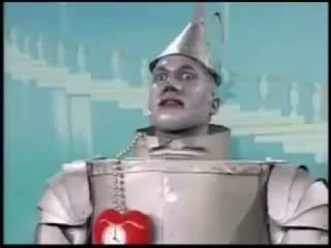 THE GAY TINMAN FROM THE WIZARD OF OZ