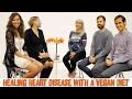 Friend's Mom Healing Heart Disease with Vegan Diet