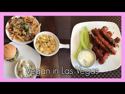 Vegan Travel Vlog #10: Las Vegas, Nevada