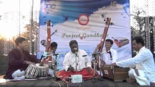 Project Gandharv - Pt. M. Venkatesh Kumar Live - Dasara Pada Ondu Bari Smarane