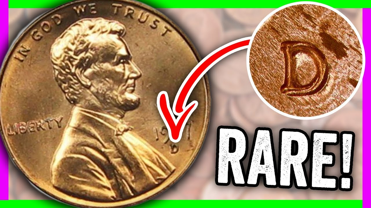 These Are Rare 1987 Pennies To Look For Rare Penny Coins Worth Money Youtube