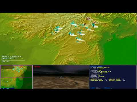 Fleet Command Afghan Madness EP 14 took out more sites at Kabul aircraft on their way back