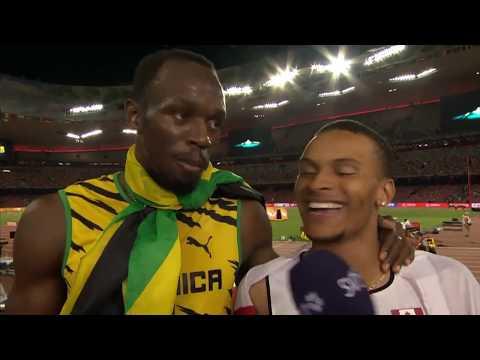 Usain Bolt's funniest moments