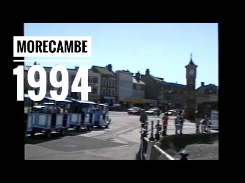 Morecambe Promenade 1994