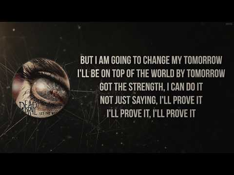 My Tomorrow - Dead by April (Lyrics)