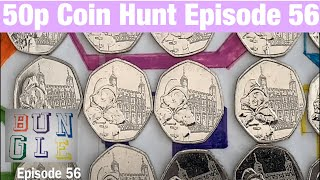 Updates, News and 50p commemorative coin hunt Episode 56