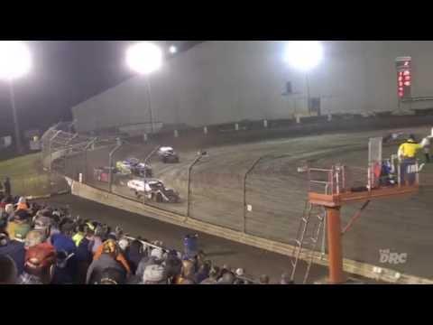 Kokomo Speedway | 10.15.16 | Kokomo Klash X | Modifieds | B-Main 1
