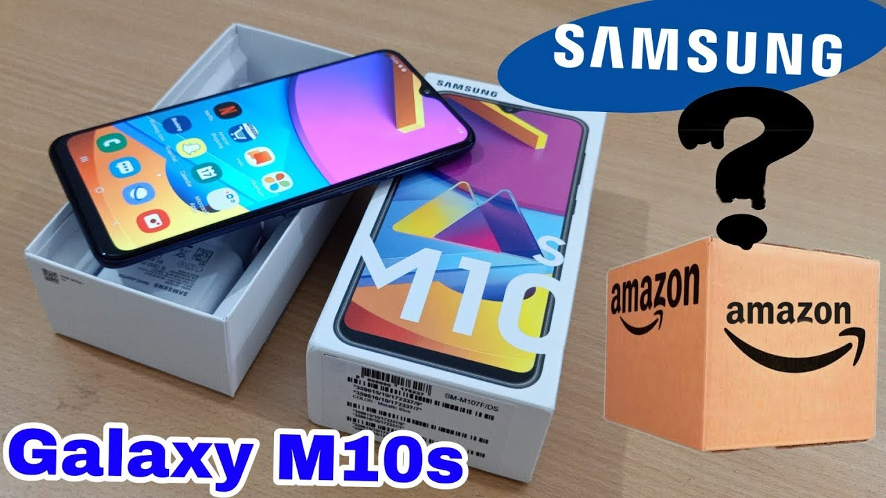 Samsung Galaxy m10s Detailed Review, First Look