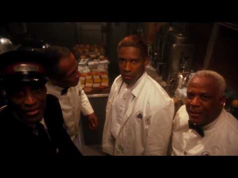"Malcolm X (1992 Movie) Scene: Malcolm Working on the Train & ""Drop Me Off in Harlem"""