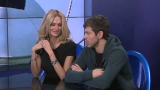 Виктория Лопырёва и Фёдор Смолов в гостях у Назарова Алексея в программе 10+