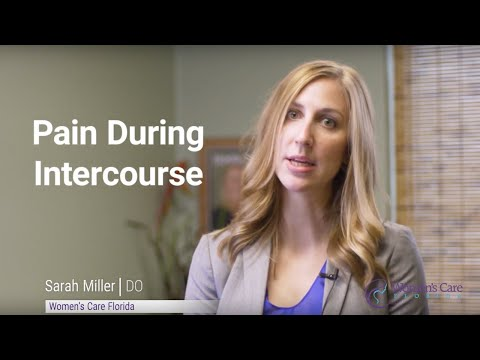 Pain During Intercourse