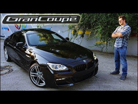 DOKAZ MOCI KROZ METAL - BMW 6 SERIES GRAN COUPE 2015.