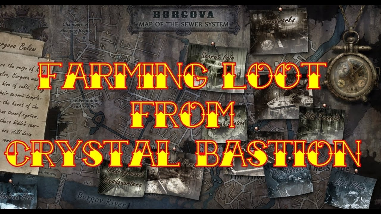 Farming Crystal Bastion - The Incredible Adventures of Van Helsing: Final  Cut