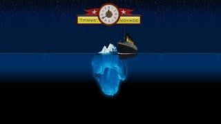 Titanic Voyage. 10 по 14 апреля. 2018 г. (часть 1/2)