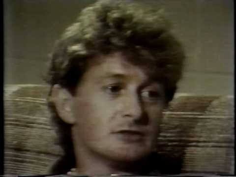 Yes : Jon Anderson Interview Clip 1986