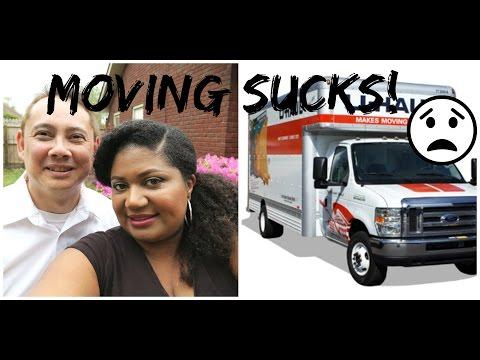 MOVING SUCKS! Leaving Laurinburg NC Vlog #12