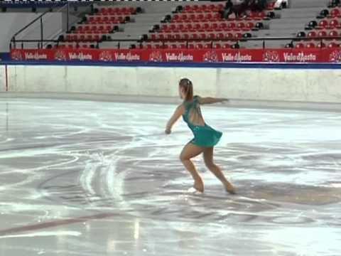 Ilaria Nogaro short campionati 2012.mp4