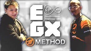Luffy & Packz Capcom Pro Tour Interview - EGX 2017