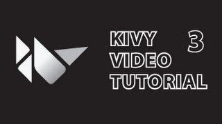 Kivy Tutorial 3 : Kivy Calculator