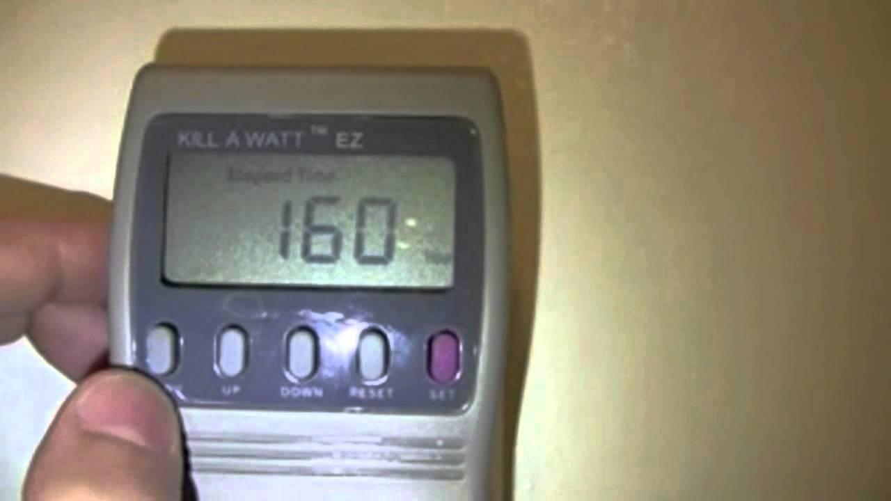 Electricity Usage Calculator - YouTube
