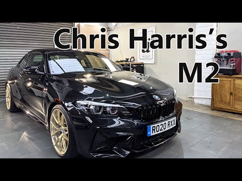 Chris Harris's M2 Competition Detailed : Freshening up a daily used M Car