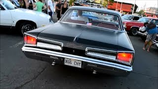 1966 DODGE POLARA COUPE WITH 440 - OLD SCHOOL