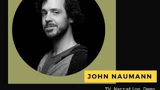 John Naumann - TV Narration