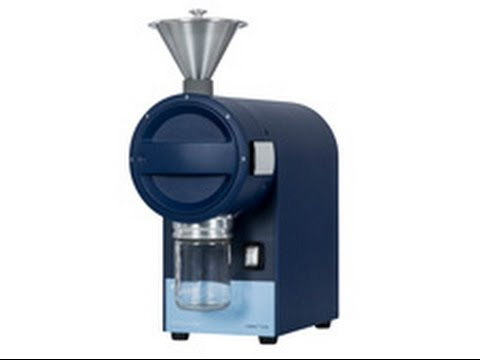 Cemotec™ laboratory grinder for milling with no loss of moisture - YouTube