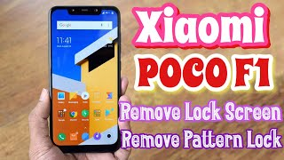 How to Hard Reset Xiaomi POCO / Bypass Screen Lock / Remove Pattern Lock