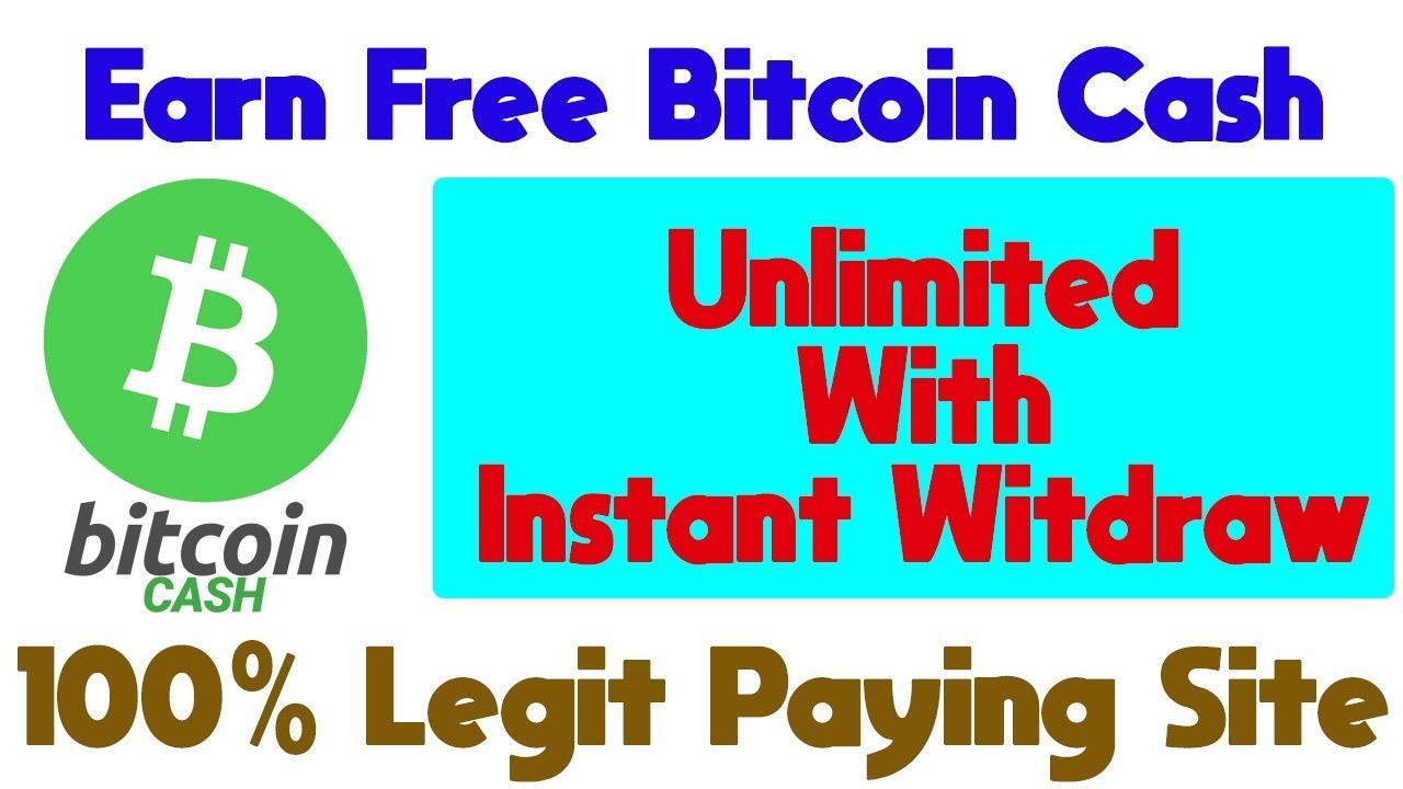 instant bitcoin generatorius