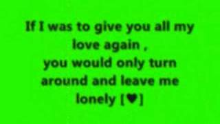 Massari - In love again with lyrics