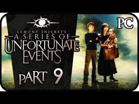 Lemony Snicket's A Series of Unfortunate Events Walkthrough Part 9 (PC) Ending