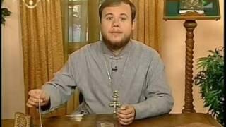 видео Как освятить крестик