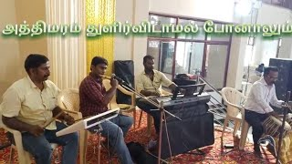 Tamil christian flute song Athimaram thulir vidamal Jose rokz JL