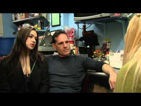 Sam Interviews Eva - A teaser Scriptless © An Alan Bendich 2014 Production