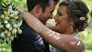 Madison Wisconsin Wedding Video at Bridle Barn and Garden | Amy + Zach
