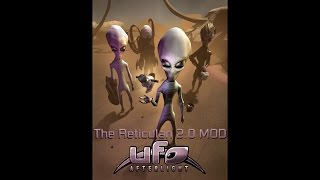 UFO: Afterlight (Reticulan 2.0 mod) - Walkthrough / Videonávod - 1 - [ENG/CZ]