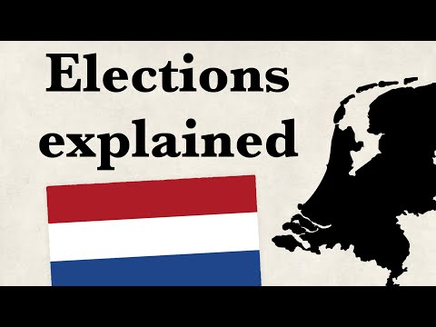 Elections in Holland: Dutch Democracy explained