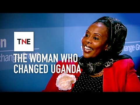 'The woman who changed urban Uganda' discusses country's return to prosperity | Khadhar Investment