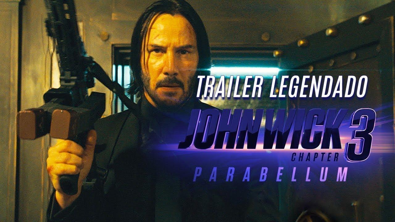 Download John Wick 3: Parabellum • Trailer 1 Legendado