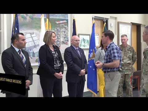 Secretary of the Army tours White Sands Missile Range
