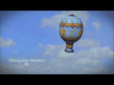 History of Aviation: The Dream of Flight (Sogno di Volare)