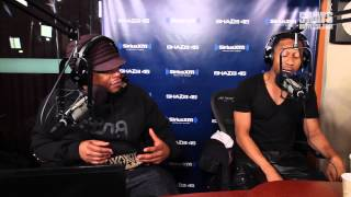 Brandon T. Jackson Talks Starting Comedy Career in Church & Being Managed by Mobb Deep
