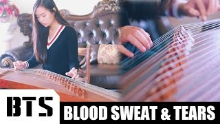 Video BTS - Blood Sweat & Tears guzheng cover (instrumental) 古筝 download MP3, 3GP, MP4, WEBM, AVI, FLV November 2017